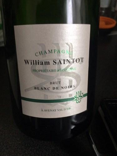 champagne william saintot