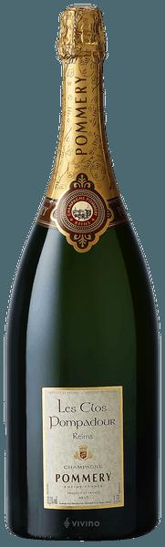 Les Clos Pompadour Brut Champagne