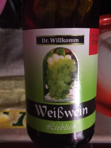 weißwein lieblich