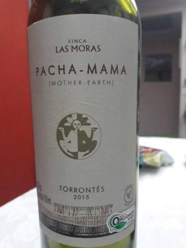 Bodega Finca Las Moras Pacha Mama Torrontes 2016