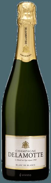DelamotteBlanc De Blancs Brut Champagne Grand Cru U0027Le Mesnil Sur Ogeru0027(30  Vintages)