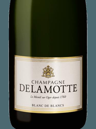Delamotte Blanc de Blancs Brut Champagne Grand Cru \'Le Mesnil-sur ...