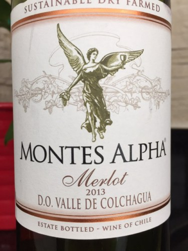 Kết quả hình ảnh cho montes alpha merlot