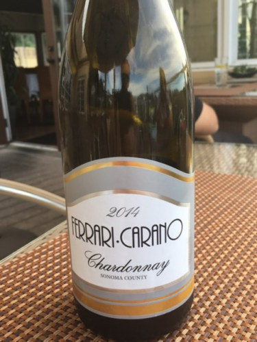 ferrari carano chardonnay 2014 wine info. Cars Review. Best American Auto & Cars Review