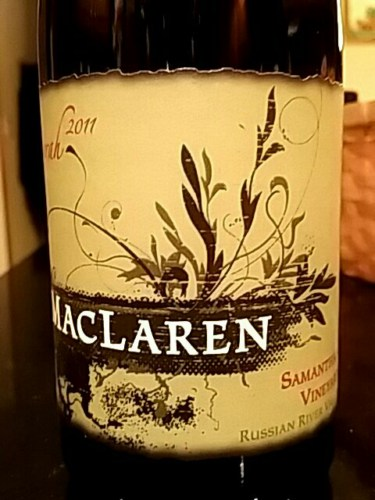 Maclaren Wine Drink