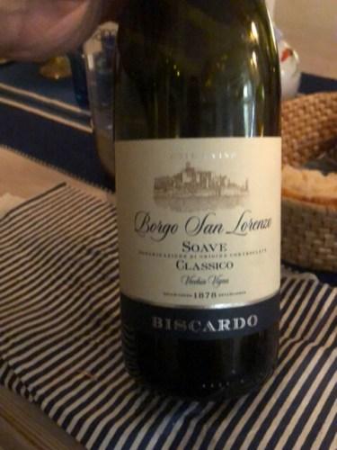 Borgo San Lorenzo Soave Classico Vecchia Vigna | Vivino