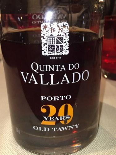 Quinta do vallado porto 20 years old tawny wine info - Quinta do vallado ...