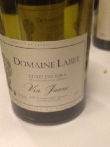 Domaine labet c tes du jura fleur de savagnin 2013 wine info for How much does it cost to buy a fishing license