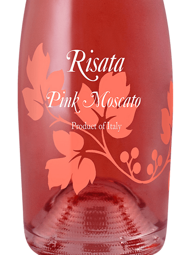 Risata Pink Moscato Vivino
