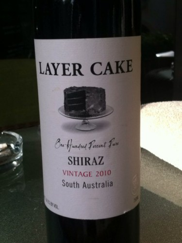 Layer Cake Wine Review Shiraz