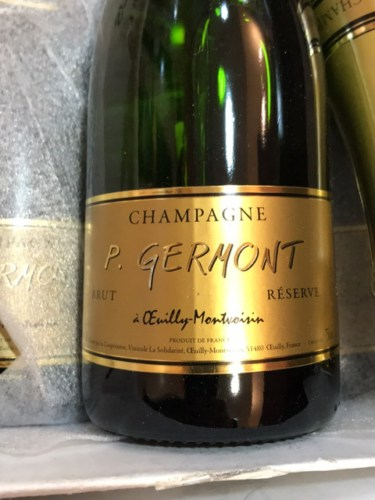 champagne p germont