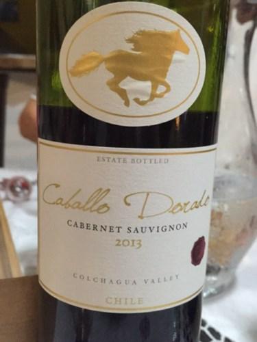 Image result for Caballo Dorado Varietal Cabernet Sauvignon