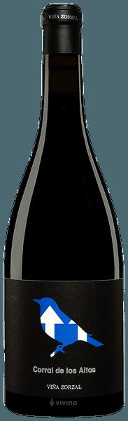 24b783f4edc Viña Zorzal Corral de los Altos 2014   Wine Info