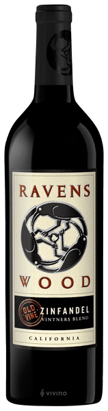 Tidssvarende Ravenswood Vintners Blend Old Vine Zinfandel 2016   Wine Info ML-51