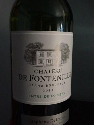 Ch teau de fontenille bordeaux 2011 wine info for Jardin du nil wine price