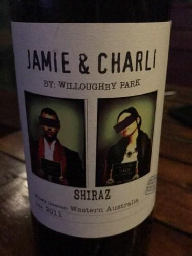 Willoughby Park Jamie Charli Shiraz 2011 Wine Info