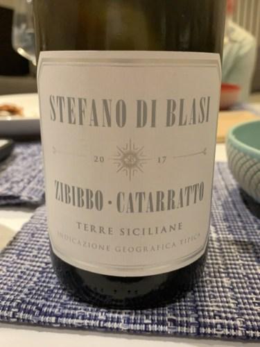 Stefano di Blasi Sicilia Zibibbo Catarratto 2018