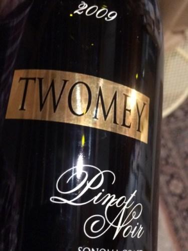 Twomey Pinot Noir 1999 Wine Info