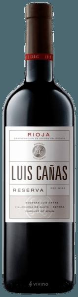 2013 Luis Cañas Rioja Reserva Vivino