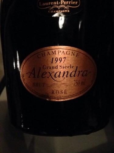 Laurent perrier champagne grande cuv e grand si cle 1997 for 1997 champagne salon