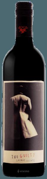 2016 Shinas Estate The Guilty Shiraz Wine Info