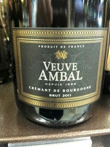 veuve ambal brut cr mant de bourgogne 2011 wine info. Black Bedroom Furniture Sets. Home Design Ideas