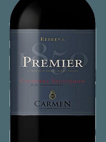 Kết quả hình ảnh cho CARMEN PREMIER CABERNET SAUVIGNON 2017