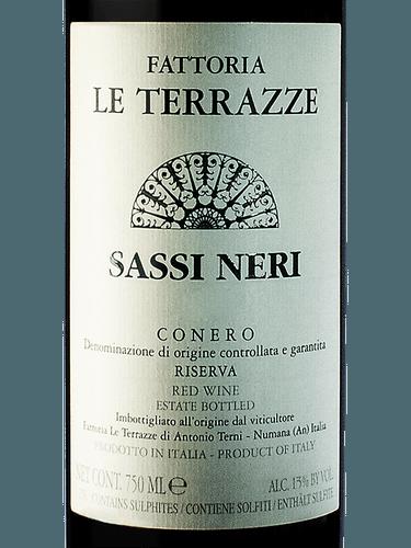 Fattoria le Terrazze Sassi Neri Conero Riserva | Wine Info
