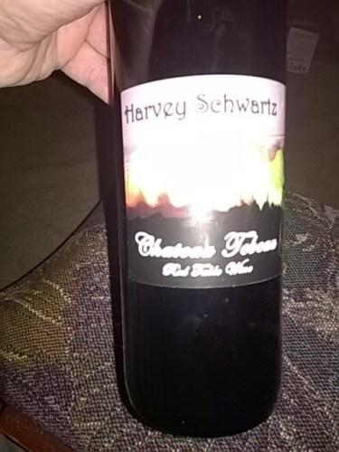 Harvey schwartz chateau tebeau table red wine info for Harvey windows price list