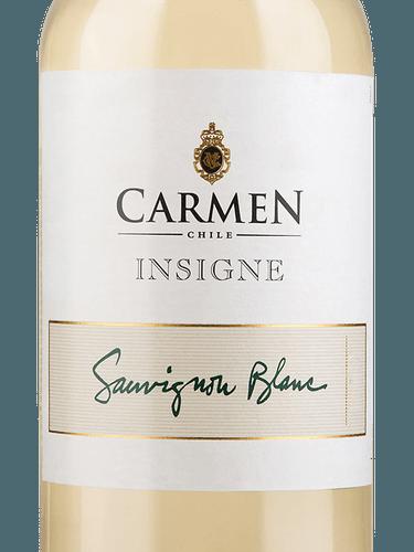 Kết quả hình ảnh cho CARMEN INSIGNE sauvignon blanc 2017