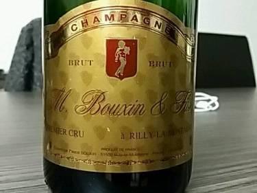 champagne m bouxin et fils