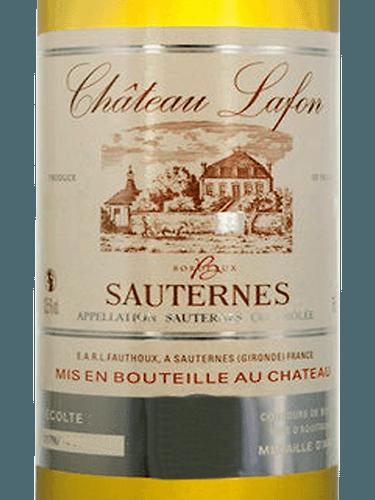 Chteau Lafon Sauternes 2005