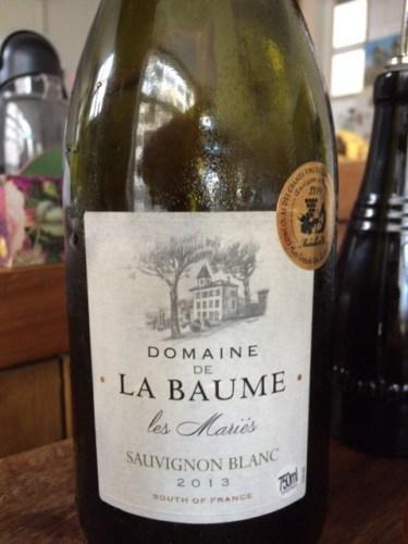 Domaine de la baume cabernet sauvignon supr me 2013 wine - Domaine de la baume ...