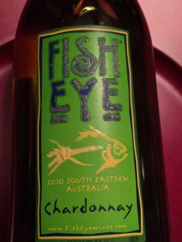 Fish eye chardonnay 2010 wine info for Fish eye moscato