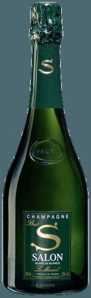 Salon Le Mesnil Blanc de Blancs (Cuvée S) Brut Champagne 1999 | Wine ...