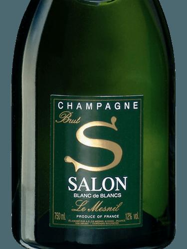 Salon Le Mesnil Blanc de Blancs (Cuvée S) Brut Champagne 2002 | Wine ...