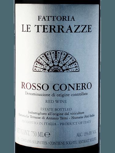 Fattoria le Terrazze Rosso Conero 2011 | Wine Info