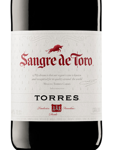 Image result for picture sangre de toro wine