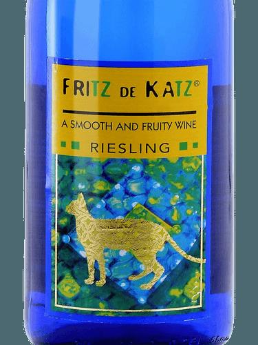 Fritz de Katz Riesling