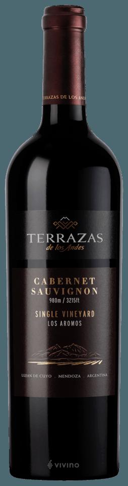 2013 Terrazas De Los Andes Single Vineyard Los Aromos Cabernet Sauvignon Vivino