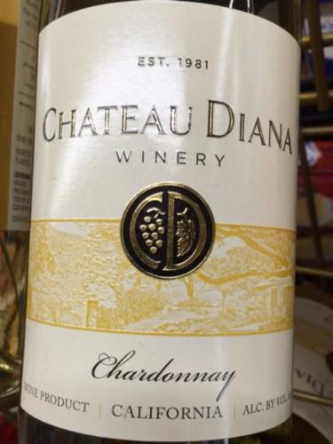 Chateau Diana Chardonnay Wine Info