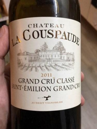 Château La Couspaude Saint-Émilion Grand Cru Classé 2011 | Wine Info