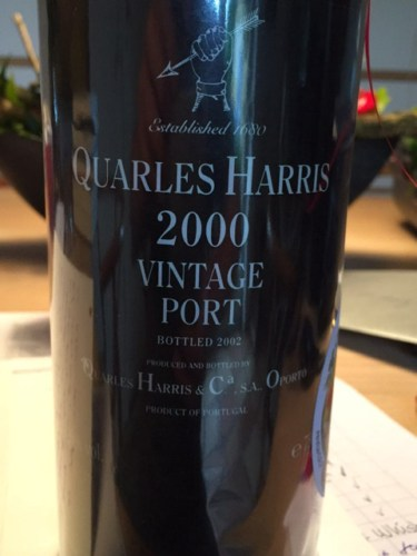 Quarles Harris Vintage Port, 1970