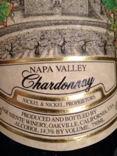 nickel nickel chardonnay truchard vineyard 2014 wine info. Black Bedroom Furniture Sets. Home Design Ideas
