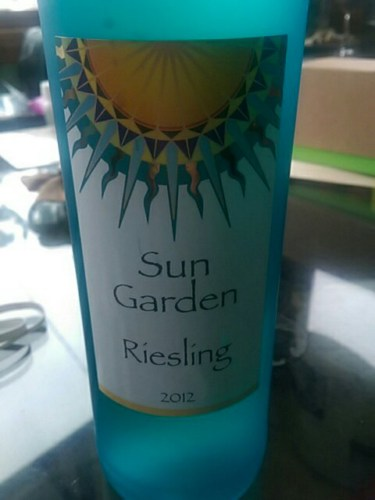 Sun garden riesling wine info Sun garden riesling