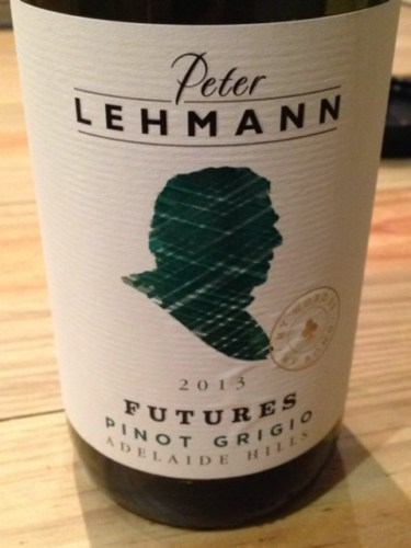 Peter lehmann futures pinot grigio 2006 wine info for Fish eye pinot grigio