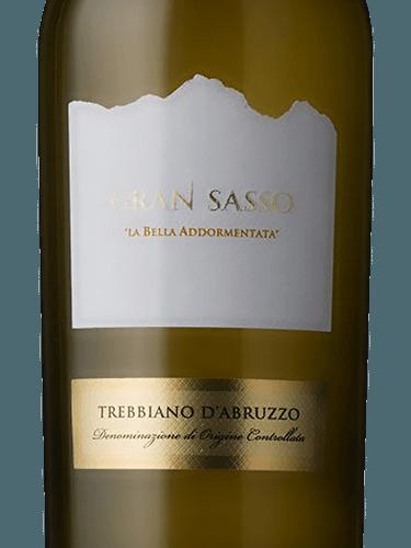 Gran Sasso La Bella Addormentata Trebbiano d'Abruzzo | Vivino