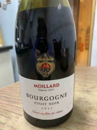Moillard Bourgogne Pinot Noir 2015