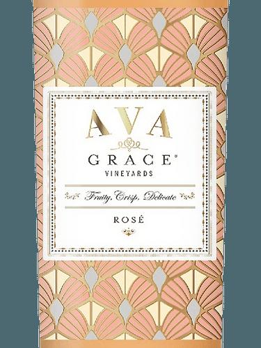 Ava Grace Rose 2016 Wine Info