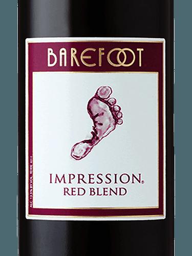 Barefoot Impression Red Blend